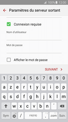Samsung A510F Galaxy A5 (2016) - E-mail - Configuration manuelle - Étape 13