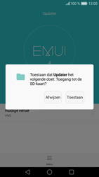 Huawei Huawei P9 Lite (Model VNS-L11) - Software updaten - Update installeren - Stap 5