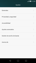 Huawei Ascend G7 - Internet - Configurar Internet - Paso 21