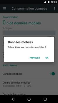 Motorola Moto Z Play - Internet - Désactiver les données mobiles - Étape 6