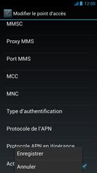 Acer Liquid E2 - Mms - Configuration manuelle - Étape 19