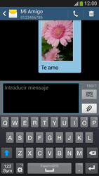 Samsung Galaxy S4 Mini - Mensajería - Escribir y enviar un mensaje multimedia - Paso 21