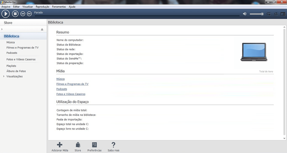 Sony C5303 Xperia SP - Conexão com pc - Como transferir arquivos do computador para seu aparelho - Etapa 6