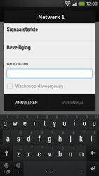 HTC Desire 601 - Wifi - handmatig instellen - Stap 7