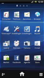 Sony Ericsson Xperia Neo V - Internet - internetten - Stap 2