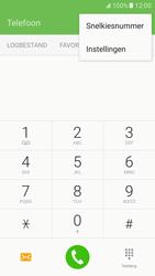 Samsung G930 Galaxy S7 - Voicemail - Handmatig instellen - Stap 5