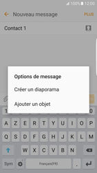 Samsung Galaxy S7 Edge - Contact, Appels, SMS/MMS - Envoyer un MMS - Étape 14