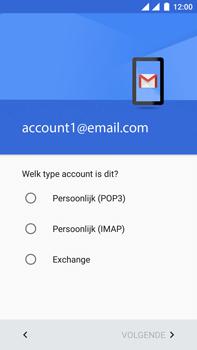 OnePlus 3 - E-mail - e-mail instellen: POP3 - Stap 11