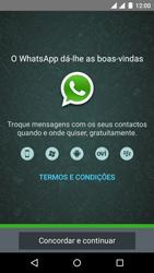 Wiko Rainbow Jam DS - Aplicações - Como configurar o WhatsApp -  5