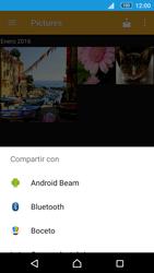Sony Xperia M5 (E5603) - Bluetooth - Transferir archivos a través de Bluetooth - Paso 9
