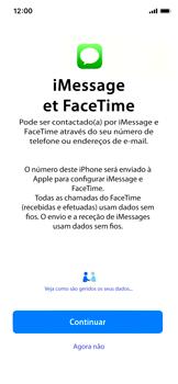Apple iPhone XS - Primeiros passos - Como ligar o telemóvel pela primeira vez -  19