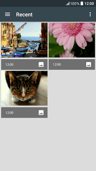 HTC Desire 825 - Mms - Sending a picture message - Step 16