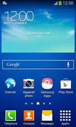 Samsung Galaxy S3 Lite (I8200) - MMS - configuration automatique - Étape 5