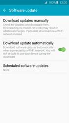 Samsung A5 (2016) - Network - Installing software updates - Step 7