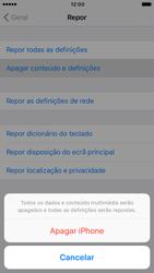 Apple iPhone 7 - Repor definições - Como repor definições de fábrica do telemóvel -  7