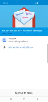 Samsung Galaxy S10 Plus - E-mail - Manual configuration (gmail) - Step 14