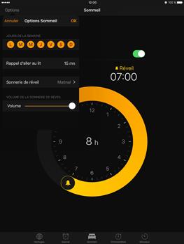Apple iPad Pro 9.7 - iOS 10 - iOS features - Coucher - Étape 13