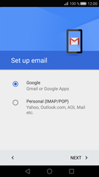 Huawei P8 - Email - 032a. Email wizard - Gmail - Step 8