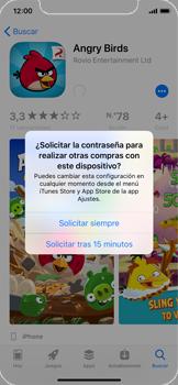 Apple iPhone X - Aplicaciones - Descargar aplicaciones - Paso 15