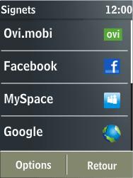Nokia X3-02 - Internet - navigation sur Internet - Étape 9