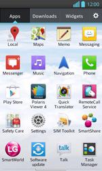 LG Optimus L7 II P710 - Mms - Manual configuration - Step 3