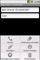 Samsung I5700 Galaxy Spica - MMS - Afbeeldingen verzenden - Stap 9