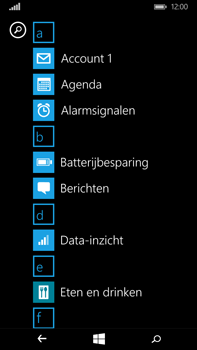 Microsoft Lumia 640 XL - E-mail - Bericht met attachment versturen - Stap 3