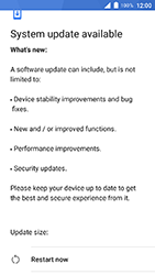 Doro 8035 - Device - Software update - Step 9