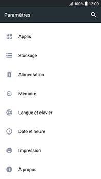 HTC Desire 825 - Réseau - Installation de mises à jour - Étape 5