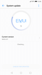 Huawei P10 Lite - Device - Software update - Step 6