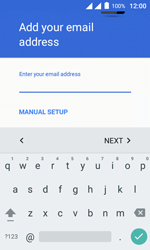 Alcatel Pixi 4 (4) - Email - Manual configuration - Step 9