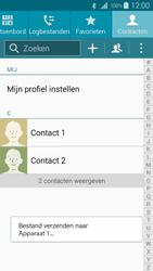 Samsung I9195i Galaxy S4 mini VE - Contacten en data - Contacten overzetten via Bluetooth - Stap 12