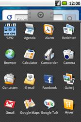 Samsung I5700 Galaxy Spica - E-mail - E-mails verzenden - Stap 3