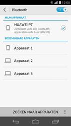Huawei Ascend P7 4G (Model P7-L10) - Bluetooth - Aanzetten - Stap 5