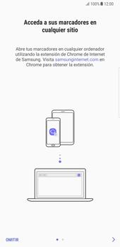 Samsung Galaxy Note 8 - Internet - Configurar Internet - Paso 22