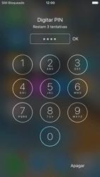 Apple iPhone iOS 10 - Internet (APN) - Como configurar a internet do seu aparelho (APN Nextel) - Etapa 17