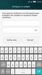 Huawei Y635 Dual SIM - E-mail - Configuration manuelle - Étape 7