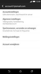 HTC Desire 620 - E-mail - Instellingen KPNMail controleren - Stap 7