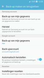 Samsung Galaxy J5 (2016) - Device maintenance - Back up - Stap 12