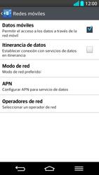 LG G2 - Internet - Activar o desactivar la conexión de datos - Paso 6