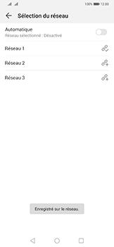 Huawei Mate 20 Pro - Réseau - utilisation à l'étranger - Étape 14