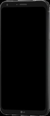 LG Q6 - Device maintenance - Effectuer une réinitialisation logicielle - Étape 2