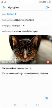 Huawei P20 Pro - E-mail - e-mail versturen - Stap 14