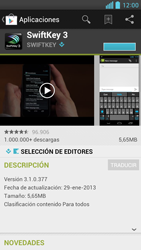 LG Optimus L9 - Aplicaciones - Descargar aplicaciones - Paso 11