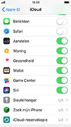 Apple iPhone 5s - iOS 12 - toestel resetten - back-up maken met jouw account - stap 11