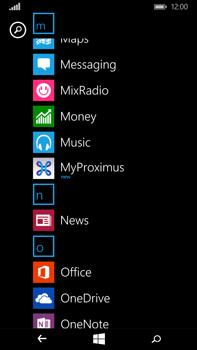 Microsoft Lumia 640 XL - Applications - MyProximus - Step 11