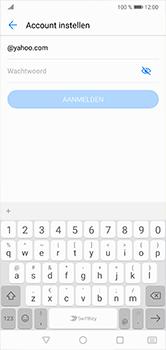 Huawei P20 Lite - E-mail - handmatig instellen (yahoo) - Stap 5