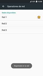 HTC 10 - Red - Seleccionar una red - Paso 10
