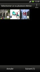 HTC S720e One X - E-mail - envoyer un e-mail - Étape 12