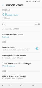 Samsung Galaxy A6 Plus DualSim - Internet no telemóvel - Como ativar os dados móveis -  7